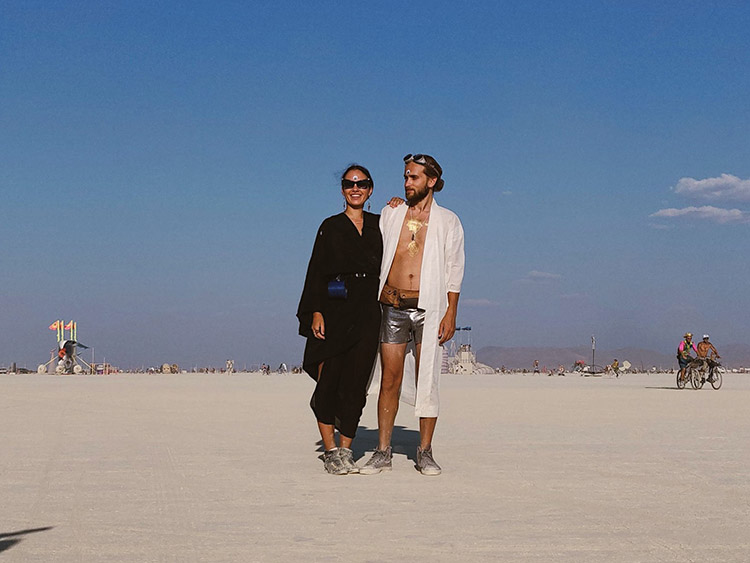 Burning Man 2018